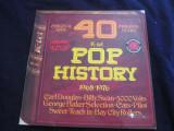 various - K-tel Pop History 1968-1976 _ dublu vinyl,2 x LP _K-tel(1976,Germania)