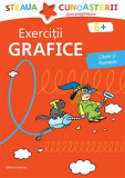 Cumpara ieftin Exercitii Grafice 6 (rosu)