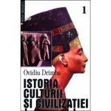 ISTORIA CULTURII SI CIVILIZATIEI - OVIDIU DRIMBA VOL.I