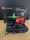 Placa Video Sapphire Radeon RX550 Gddr5 128biti Cutie Hdmi DisplayPort Rx 550, PCI Express, 2 GB, AMD
