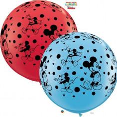 Baloane Mickey Mouse Disney 90 cm set 2 bucati