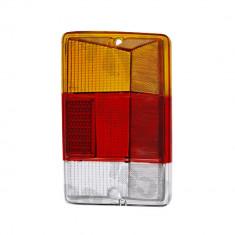 Sticla Stop spate lampa Fiat 126 p, Bambino 1972-2000, partea dreapta, Tail light lens, EU