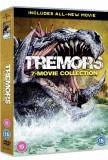 Filme Horror Tremors 1-7 DVD BoxSet Complete Collection Originale, Romana, lionsgate