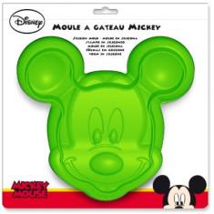 Forme silicon pentru prajituri - Mickey Mouse - Verde