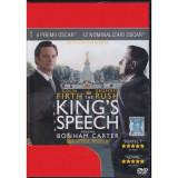 DISCURSUL REGELUI - FILME DE OSCAR - cOLIN fIRTH, DVD, Romana
