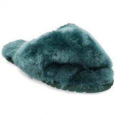 Papuci Femei Emu Mayberry W11573DEEPTEAL