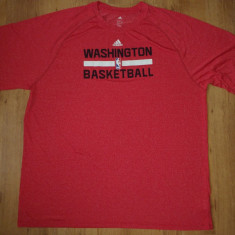 Tricou Adidas NBA Washington Basketball mărimea 3XL, XXXL