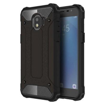 Husa Samsung Galaxy Grand Prime Pro J2 Pro 2018Iberry Armor Hybrid Neagra foto