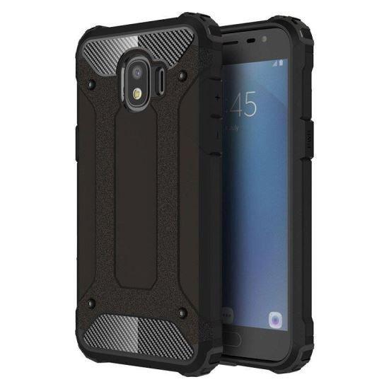 Husa Samsung Galaxy Grand Prime Pro J2 Pro 2018Iberry Armor Hybrid Neagra