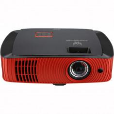 Videoproiector Acer Predator Z650, Full HD, 3D, 2200 lumeni, Negru/Rosu