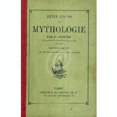 Petit cours de mythologie. La mythologie de grecs et des romanis