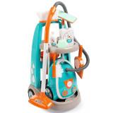 Cumpara ieftin Jucarie Smoby Set curatenie cu troller si aspirator electronic