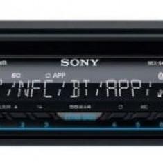 Player auto Sony MEXN4200BT, 4 x 55W, Bluetooth, USB, NFC, CD/MP3 (Negru)