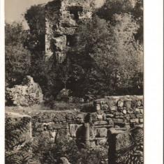 CPI B 11352 CARTE POSTALA - TURNU SEVERIN. RUINELE CETATII LUI SEVER, RPR