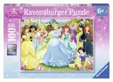 Puzzle Printesele Disney 100P