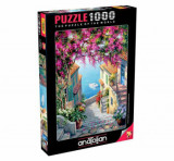 Cumpara ieftin Puzzle Anatolian Stairs to the Sea, 1000 piese