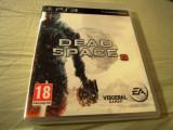 Dead Space 3, PS3, original, alte sute de titluri