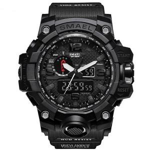 Ceas Barbatesc SMAEL, curea silicon, digital watch, CS832