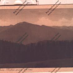 CARTE POSTALA*BRASOV*PIATRA MARE 1840 m, Necirculata, Printata