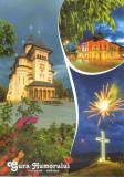 Carte postala Bucovina SV150 Gura Humorului - Colaj