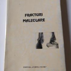 Fracturi Maleolare - Nicolaie Gorun