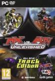 MX vs ATV Unleashed - PC [Second hand], Curse auto moto, 12+