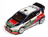 FORD FIESTA WRC #3 Marco Simoncelli UK Test Kirkbride Airfield 2011 1:43