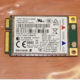 Modem 3G Ericsson F5521gw 3G ptr ThinkPad T520 W520 L520 T420 X220, Lenovo