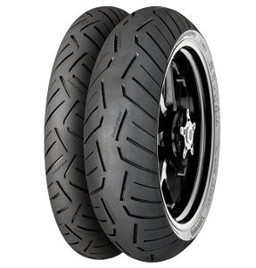Motorcycle Tyres Continental ContiRoadAttack 3 CR ( 150/65 R18 TL 69H Roata spate, M/C )