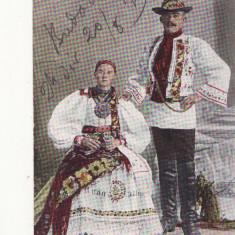 Romania , Ardeal- tipuri, port popular-clasica