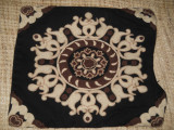 Set fete perna ornamentale, Kilim