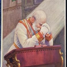Franz Josef - CP Ilustrata