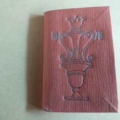 Mini agenda de colectie 1979