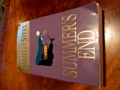 Danielle Steel - Summer's End  - Carte in Engleza - Bestselling Author foto
