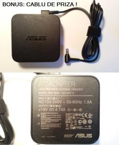 Incarcator alimentator nou 100% original Asus PRO B43V PRO B53V Pro31U Pro55S R501D R501VB R510DP R510VB