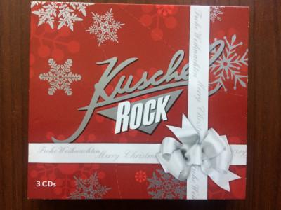 Kuschelrock Christmas 3 cd compilatie selectii muzica pop rock romantic clasica foto