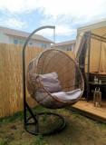 Balansoar pentru casă și grădină, RATTAN NOBLESSE