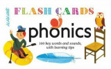Flash Cards: Phonics, Paperback/Alain Gree