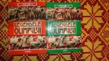 legendele olimpului (eroii + zeii) 2 volume cartonate - alexandru mitru