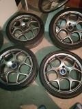Jante+pneuri Ford Focus mk1 215/40/17 4x108, 7, 4
