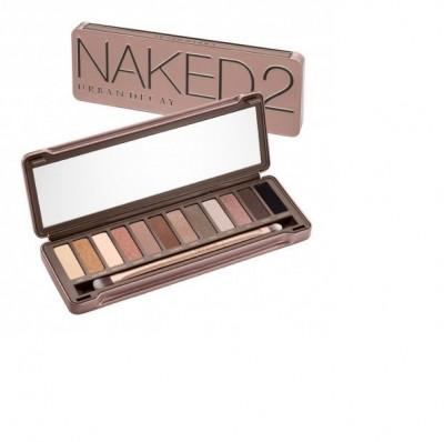 Trusa Farduri Machiaj URBAN DECAY  Naked 2 Eyeshadow Palette foto