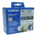 Etichete pentru Imprimantă Brother DK11201 29 x 90 mm Alb