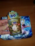 Pachete de carti de joc POKEMON GO   NOI !!!