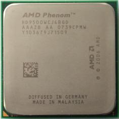 PROCESOR AMD QUAD CORE AM2+ PHENOM X4 9500 2,2GHZ PERFECT FUNCTIONAL