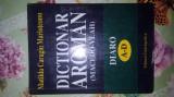 Dictionar aroman / macedo-vlah /litera A-D 453pagini- Matilda Caragiu Marioteanu