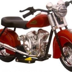 SUPER MOTOCICLETA ELECTRICA PT.COPIII 2-5 ANI,CELEBRUL INDIAN VINTAGE,CADOU WAW!, 2-4 ani, Unisex, Altele