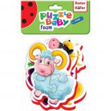 Puzzle Bebe Animale de la Ferma, 16 piese Roter Kafer RK6010-03 B39017224
