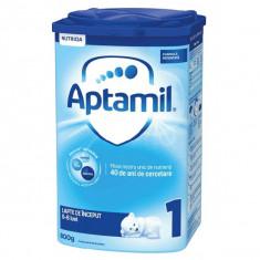 Lapte praf Nutricia Aptamil 1, 800 g, 0-6 luni