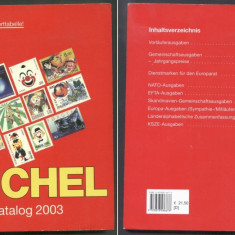 Michel CEPT Katalog 2003 - the book
