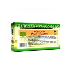 Ceai Detoxifiant Antiacnee Bio 20x2gr Dary Natury Cod: 5902741005717